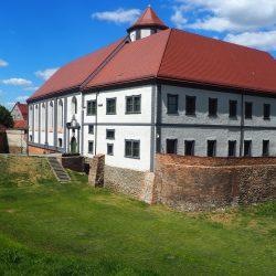 Zamek otwarty dla turystów