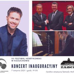 VII Festiwal Henrykowski – koncert inauguracyjny